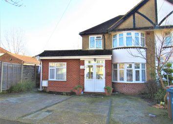 3 bed end terrace house for sale in Dryden Road, Harrow HA3