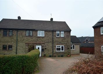 Thumbnail 3 bedroom semi-detached house for sale in Maple Grove, Allestree, Derby