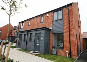 Thumbnail 3 bed semi-detached house to rent in Churm Lane, Lawley, Telford