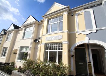 2 bed terraced house to rent in Glendower Road, Peverell, Plymouth PL3