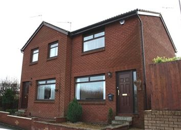 Thumbnail 2 bed semi-detached house to rent in Brechin Drive, Polmont, Falkirk