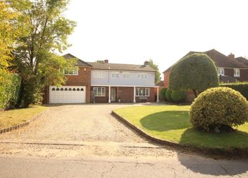 Pangbourne Road, Upper Basildon, Reading RG8. 5 bed detached house