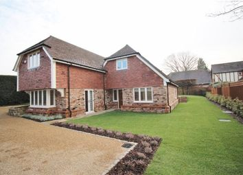 Thumbnail 4 bed detached house to rent in Blackhall Lane, Sevenoaks