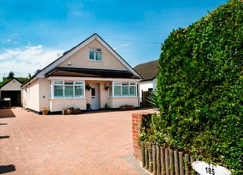 Thumbnail 4 bedroom detached house for sale in Loddon Bridge Road, Woodley, Reading