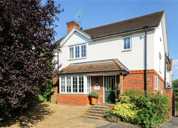 Thumbnail 3 bedroom detached house for sale in Rythe Close, Claygate, Esher, Surrey