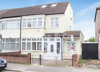 Thumbnail 4 bedroom end terrace house for sale in Staines Road, Ilford, Essex