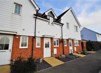 Thumbnail 2 bed terraced house for sale in Manston Way Walk, Margate