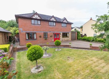 Thumbnail 5 bedroom detached house for sale in Southport Road, Ulnes Walton