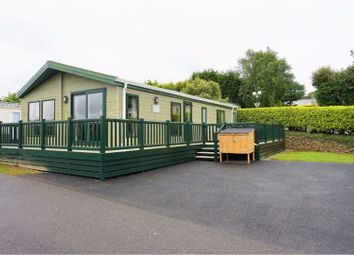 Thumbnail 3 bed mobile/park home for sale in White Acre Holiday Park, Newquay
