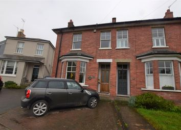 Thumbnail 4 bed semi-detached house for sale in Hales Road, Cheltenham, Gloucestershire