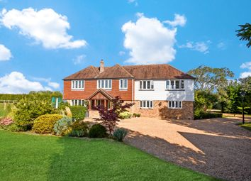 Thumbnail 5 bed equestrian property for sale in Maidstone Road, Horsmonden, Tonbridge