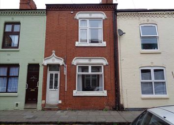 Thumbnail 4 bed terraced house for sale in Biddulph Street, Leicester