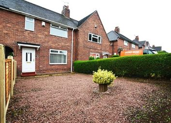 Thumbnail 3 bed town house for sale in St. Michaels Road, Cross Heath, Newcastle-Under-Lyme