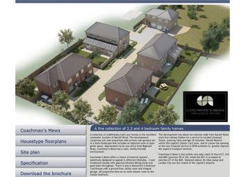 Thumbnail 3 bed semi-detached house for sale in Reginald Road, Harold Wood, Romford