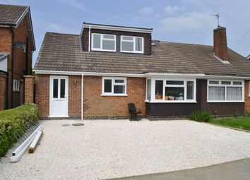 Thumbnail 5 bed semi-detached house for sale in Ashtree Road, Oadby