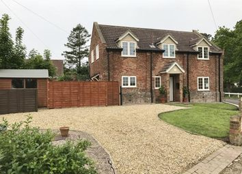 Thumbnail 3 bed detached house for sale in High Street, Bicker, Boston, Lincolnshire