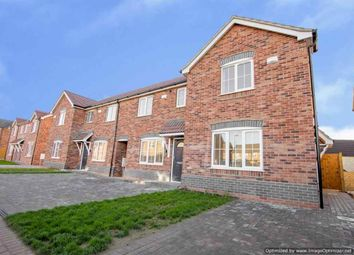 Thumbnail 2 bed end terrace house for sale in Bilberry Close, Scunthorpe