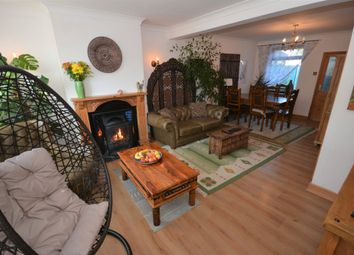 Thumbnail 3 bed terraced house for sale in Elizabeth Terrace, London Road, Gisleham, Lowestoft