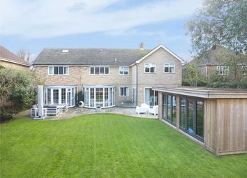 Thumbnail 6 bed detached house for sale in Garson Road, West End, Esher, Surrey
