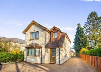 Thumbnail 4 bedroom detached house for sale in Old Newport Road, Old St. Mellons, Cardiff