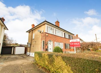 3 bed semi-detached house for sale in Carter Drive, Collier Row, Romford RM5
