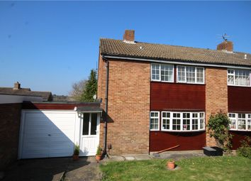 Thumbnail 3 bed semi-detached house for sale in Waring Drive, Green Street Green, Kent