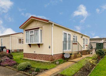Thumbnail 1 bed detached bungalow for sale in Dengrove Park, Shalloak Road, Broad Oak