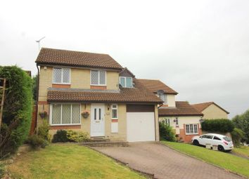 Thumbnail 4 bed detached house for sale in Buckthorn Drive, Swindon