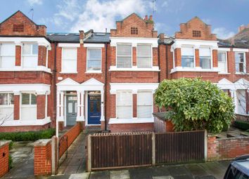Thumbnail 2 bed flat to rent in Beaumont Avenue, Kew, Richmond