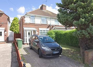 Thumbnail 3 bed semi-detached house to rent in Great Charles Street, Brownhills, Walsall