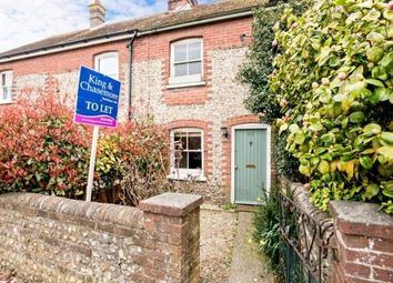 Thumbnail 2 bed terraced house to rent in St. James Road, Chichester