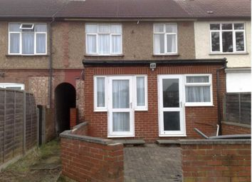 Thumbnail 3 bedroom terraced house to rent in Beechwood Road, Leagrave, Luton