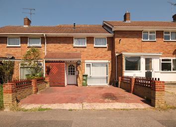 Thumbnail 3 bed terraced house for sale in Gippeswyk, Fryerns, Basildon