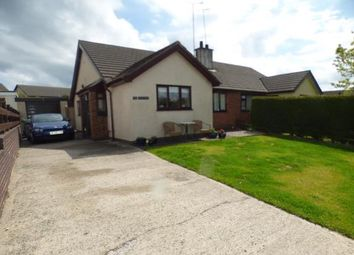 Thumbnail 2 bed bungalow for sale in Ty'n Coed Uchaf, Llangefni, Anglesey, North Wales