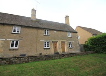 Thumbnail 2 bed terraced house for sale in Old North Road, Wansford, Peterborough
