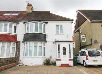 Thumbnail 3 bedroom semi-detached house to rent in Old Shoreham Road, Hove