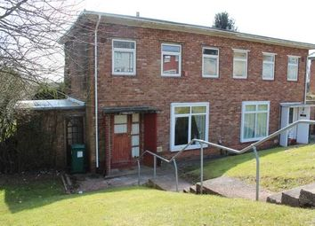 Thumbnail 3 bed end terrace house to rent in Shakespeare Crescent, Newport