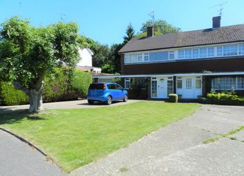 Thumbnail 3 bed semi-detached house to rent in Kingscote Hill, Crawley