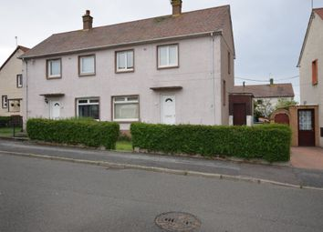 Thumbnail 2 bed semi-detached house to rent in Pirnmill Rd, Saltcoats, North Ayrshire