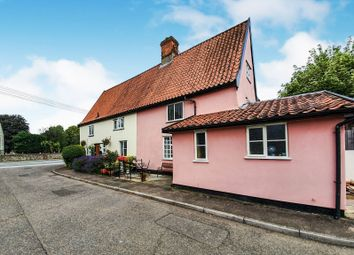 Thumbnail 2 bed semi-detached house for sale in Coleman Close, Palgrave, Diss