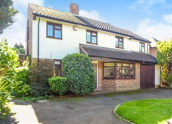 Thumbnail 4 bed detached house for sale in Wergs Drive, Tettenhall, Wolverhampton