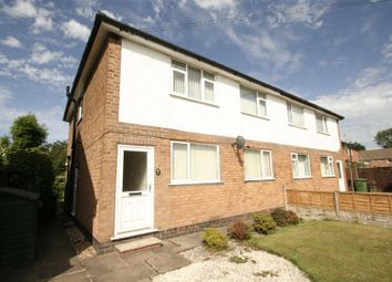 Thumbnail 2 bed maisonette to rent in Clinton Grove, Shirley, Solihull