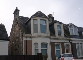 Thumbnail 2 bed flat to rent in Caledonian Road, Stevenston