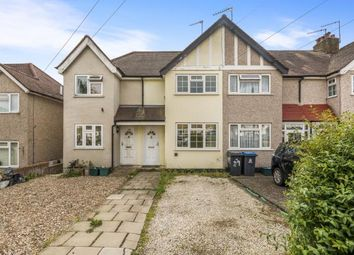 Thumbnail 2 bed terraced house for sale in Gilders Road, Chessington, Surrey