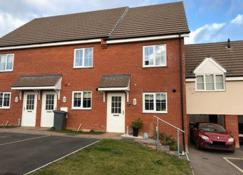 Thumbnail 3 bed end terrace house for sale in Valley Gardens, Leiston