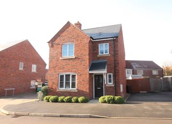 Thumbnail 3 bed property for sale in Brampton Grange Drive, Daventry