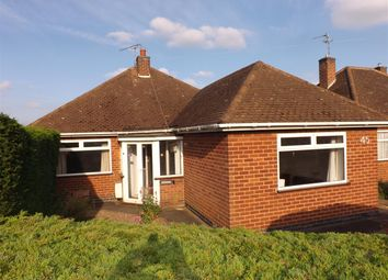 Thumbnail 2 bed bungalow to rent in Ambergate Drive, Birstall, Leicester
