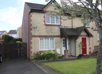 Thumbnail 3 bed semi-detached house to rent in Acorn Grove, Pontprennau, Cardiff