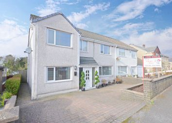 Thumbnail 5 bed semi-detached house for sale in Headlands Drive, Whitehaven