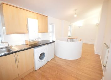 Thumbnail 1 bed flat to rent in Albert Road, Plymouth